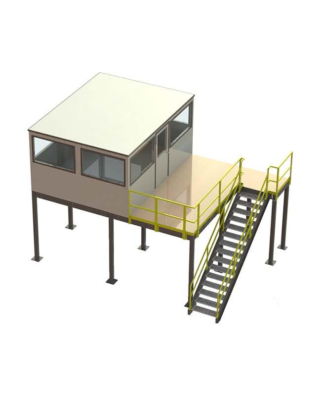 mezzanine manufacturers